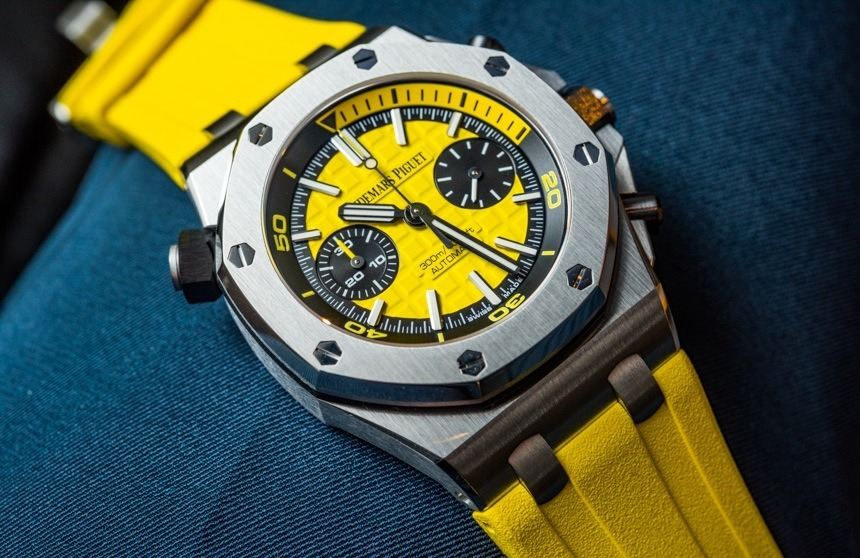 Audemars Piguet Royal Oak Offshore Diver Chronograph Watch