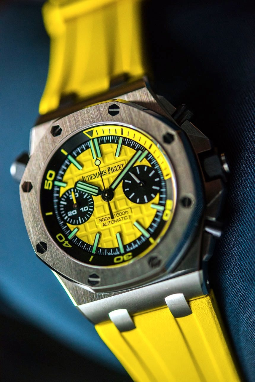 Audemars Piguet Royal Oak Offshore Diver Chronograph Watches
