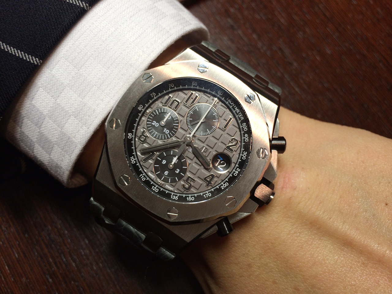 Audemars Piguet Royal Oak Offshore ref. 26470ST.OO.A104CR.01