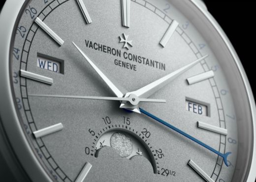 Vacheron Constantin Traditionnelle complete calendar - Collection Excellence Platine