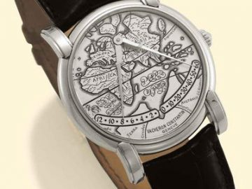 Vacheron Constantin Gerard Mercator Double Retrograde