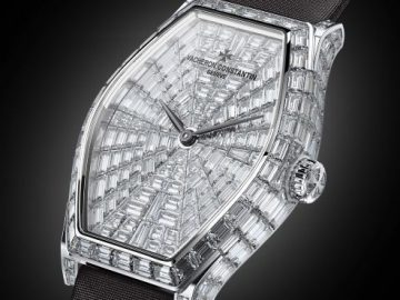 Vacheron Constantin Malte High Jewellery для изящного запястья